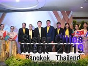 Bangkok to host Sister City Week 2019