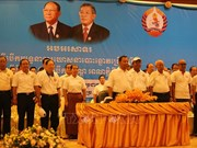Congratulations to Cambodian People's Party's founding anniversary