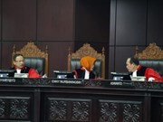 Indonesia court rejects appeal against presidential election result