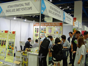 Vietnamese products introduced at RoK import fair
