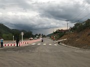 Shorter road links Thailand, Laos' Luang Phrabang