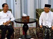 Joko Widodo pledges to become president for all Indonesians