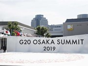 14th G20 Summit opens in Osaka