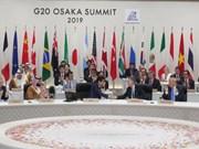 G20 Summit declaration spotlights free, fair, non-discriminatory trade