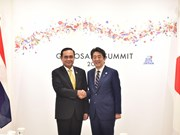 Thailand, Japan look to push collaboration