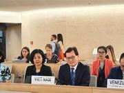 Vietnam attends UN Human Rights Council's 41st session
