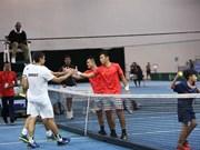 Vietnam win Davis Cup promotion