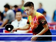 Golden Racket int'l table tennis event to begin