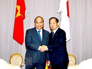 PM receives Chairman of Japan-VN Friendship Parliamentary Alliance