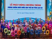 Efforts against child drowning strengthened in Lao Cai province
