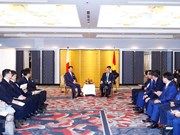 PM urges Japanese localities to expand ties with Vietnam