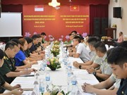 Vietnam, Singapore young officers foster exchange