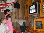 Analog terrestrial television switched off in 12 central provinces