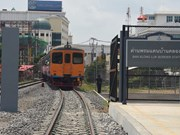 Thailand reopens train services to border with Cambodia after 45 years