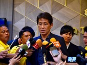 Thai football team has new Japanese head coach