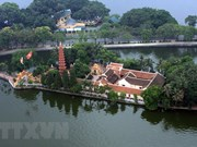 Hanoi works hard to establish itself as tourist hub