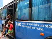 HCM City's eco-friendly buses face fuel shortage