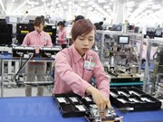 Vietnam's six-month industrial production up 9.13 percent