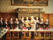 Vietnamese, German localities boost cooperation