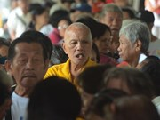 Philippines faces aging society: study