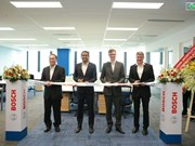 Bosch Vietnam sees growing R&D operations