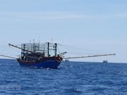 Citizen protection measures carried out for detained fishermen
