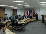 Press conference spotlights ASEAN's role in Indo-Pacific