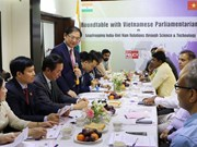 Workshop discusses Vietnam – India sci-tech collaboration
