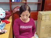 Tay Ninh customs seize 7kg of methamphetamine