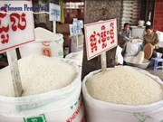 Cambodia's rice export to China up 66 percent in 6 months