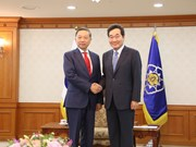 Vietnam, RoK to augment cooperation in ensuring security