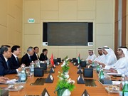 Vietnam, UAE determined to raise trade to 10 billion USD