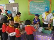 Thailand: study warns of school graft