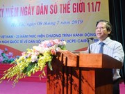 Hanoi to intensify efforts to improve population quality