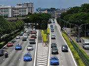 Singapore imposes stricter traffic fines