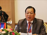 Vietnam, Laos review crime fight