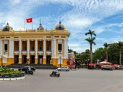 "Hanoi to celebrate 20 years of winning title ""City for peace"""