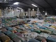 Kien Giang's exports fall short of expectation