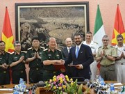 Vietnam, Italy convene third defence policy dialogue