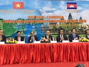 Vietnam, Cambodia hold trade, investment promotion forum