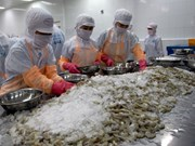 Seafood exports nears 4 billion USD in first half