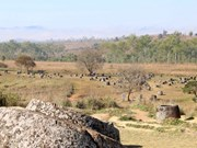 Plain of Jars named Laos' third UNESCO World Heritage site