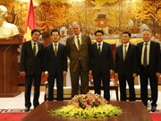 Hanoi, Germany eye stronger cooperation
