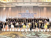 Thailand's Foreign Ministry holds e-Consular seminar