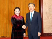NA leader meets head of Chinese political consultative conference