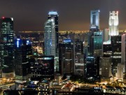 Singapore's economic growth slowest in decade
