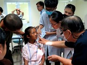 Children with facial defects in central regions get free surgeries
