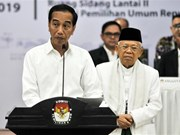 Indonesian President shares vision in second term