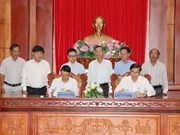Vietnam News Agency, Tien Giang sign cooperation deal