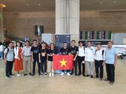 Vietnam wins three golds at 50th International Physics Olympiad